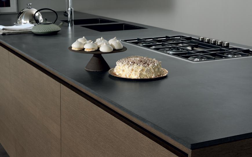 Top cucina come scegliere il materiale pi adatto a te - Top cucina fenix prezzo ...