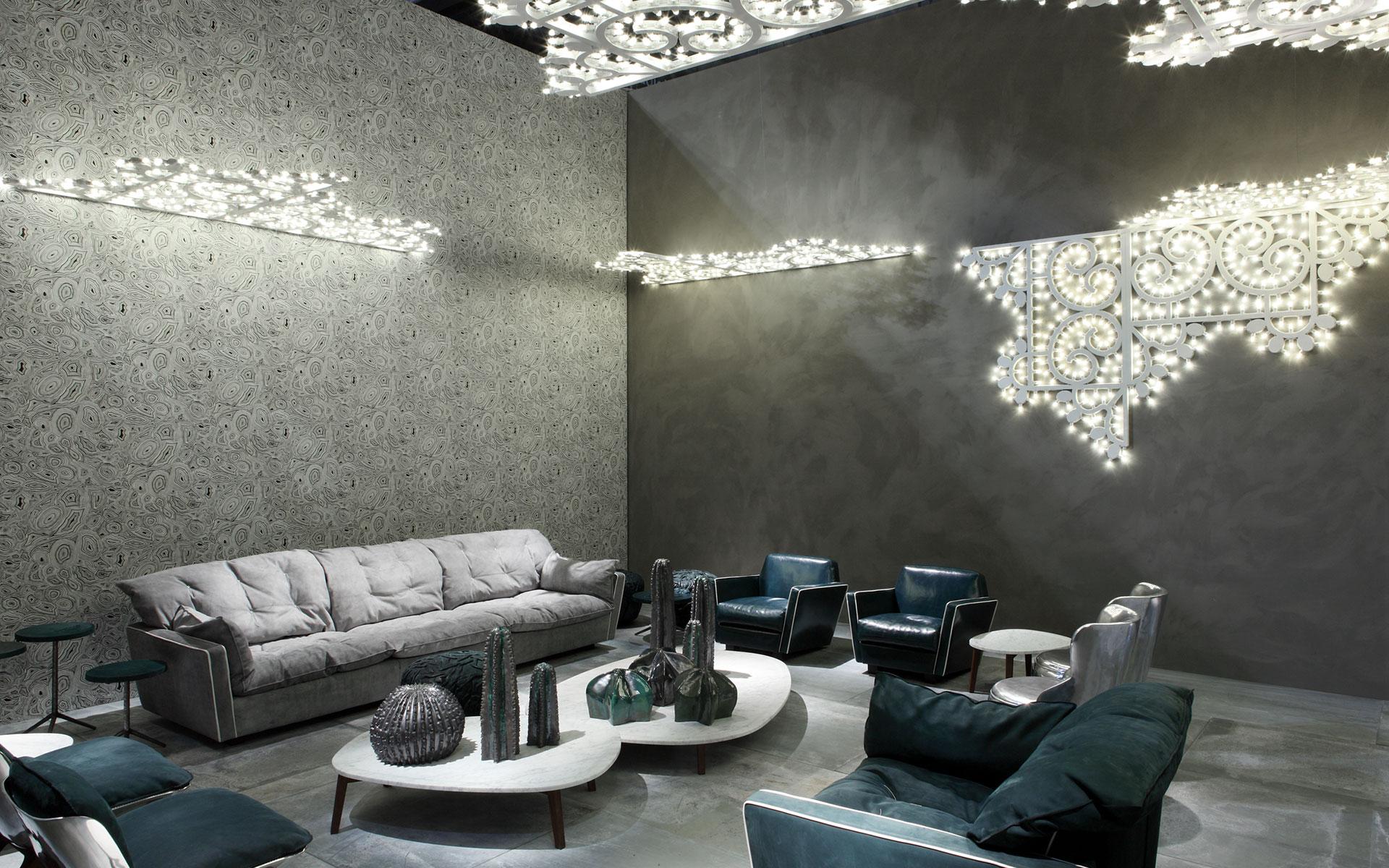 Servizi design studio 25 for Baxter mobili